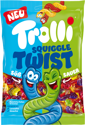 Trolli Squiggle Twist